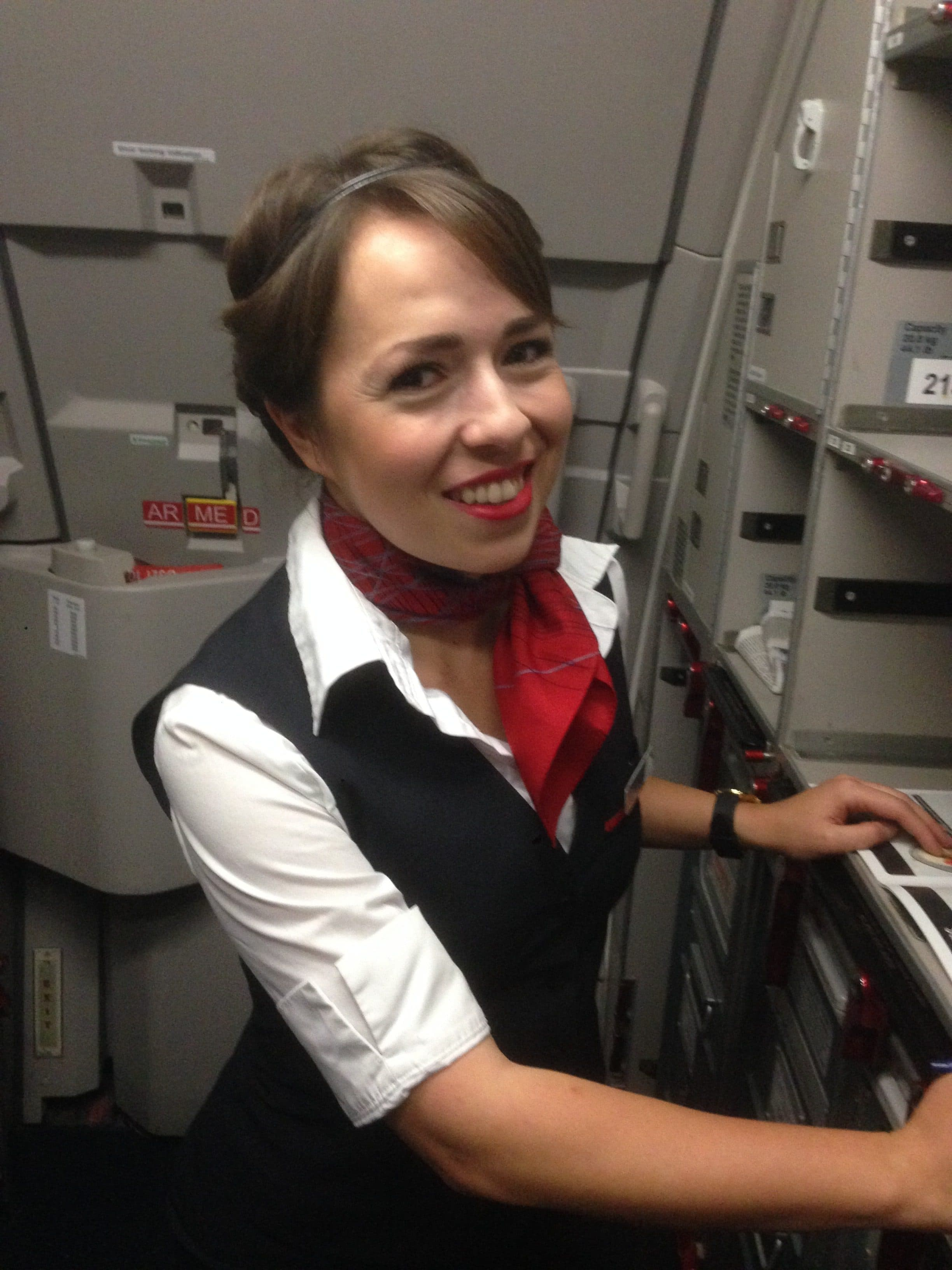 dream to be flight attendant Do you feel drawn to the life of a flight attendant flight attendants play an important role in air my dream job is to become a flight attendant.