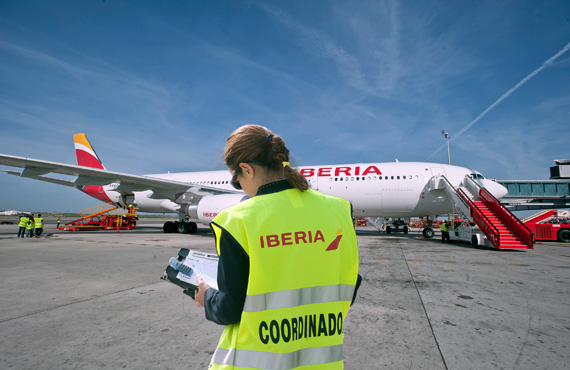 Iberia Flight dispatcher
