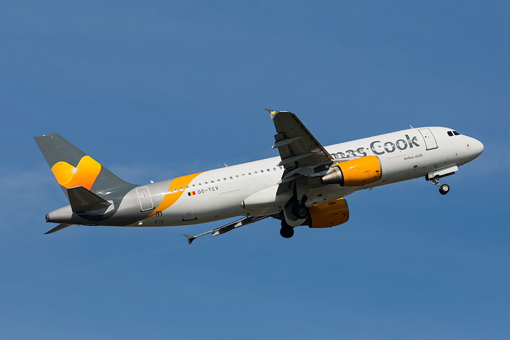 Thomas Cook Airbus A320