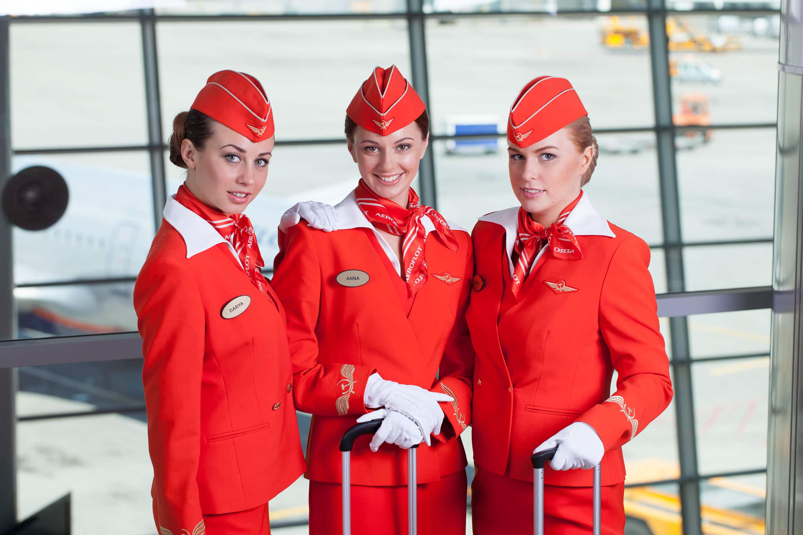 Image result for AEROFLOT AIRLINES uniform